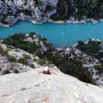Simon Montmory Provence Climbing guide Verdon
