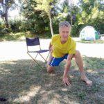 Simon Montmory moniteur d'escalade coaching personnalisé dans le Verdon