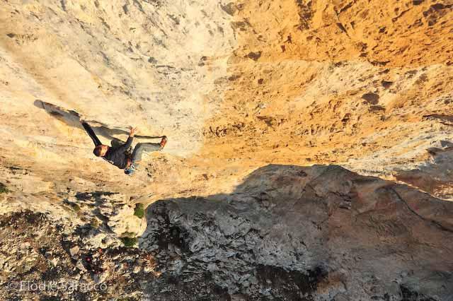 Simon Montmory Climbing guide